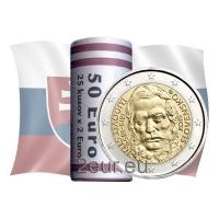 SLOVAKIA 2 EURO 2015 - LUDOVÍT STUR - ROLL