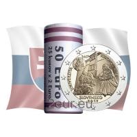 SLOVAKIA 2 EURO 2017 - UNIVERZITA ISTROPOLITANA - ROLL