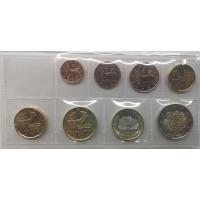 ANDORRA 2016-2017 - EURO COINS LOOS  SET