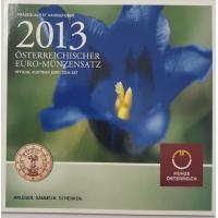 AUSTRIA 2013 - EURO COIN SET