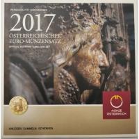 AUSTRIA 2017 - EURO COIN SET
