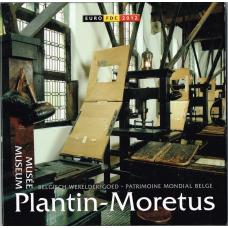 BELGIUM 2012 - EURO COIN SET - PLANTIN - MORETUS MUSEUM ANTWERP