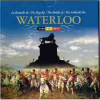 BELGIUM 2015 - EURO COIN SET -  BATTLE OF WATERLOO