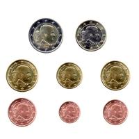 BELGIUM 2018 - EURO COIN SET
