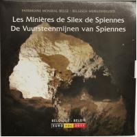 BELGIUM 2011 - EURO COIN SET - The flint mines at Spiennes