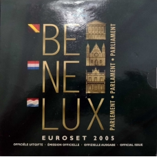 BENELUX 2005 - EURO COIN SET BU