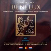 BENELUX 2009 - EURO COIN SET BU