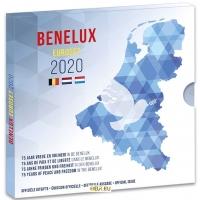 BENELUX 2020 - EURO COIN SET BU