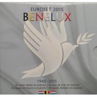 BENELUX 2015 - EURO COIN SET BU