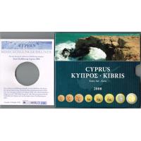 CYPRUS 2008 - EURO SET