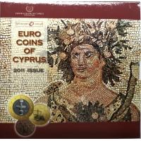 CYPRUS 2011 - EURO COINSET BU