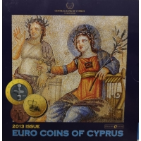 CYPRUS 2013 - EURO SET - BU