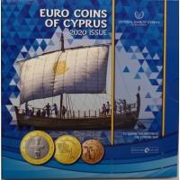 CYPRUS 2020 - EURO SET - BU