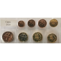 CYPRUS 2020 - EURO SET