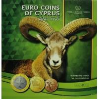 CYPRUS 2021 - EURO SET - Mouflon