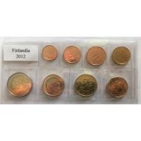 FINLAND 2012 - EURO SET