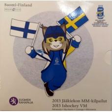 FINLAND 2013 - EURO COIN SET BU