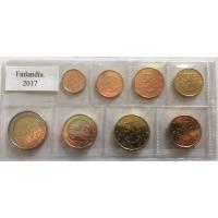 FINLAND 2017 - EURO SET
