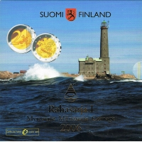 FINLAND 2006 - EURO COIN SET BU - BENGSTKÄR 2006