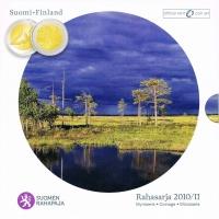 FINLAND 2010 - EURO COIN SET BU - YEAR OF BIODIVERSITY