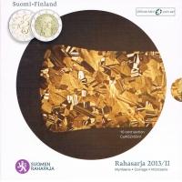 FINLAND 2013 - EURO COIN SET BU - RAHASARJA II