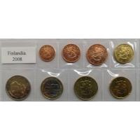 FINLAND 2008 - EURO LOS SET