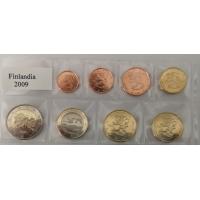 FINLAND 2009 - EURO SET UNC