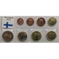 FINLAND 2016 - EURO SET