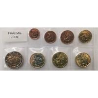 FINLAND 2000 - EURO SET