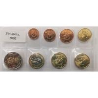 FINLAND 2003 - EURO SET