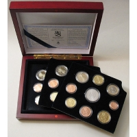 FINLAND 1999-2001 - EURO COIN SET PROOF