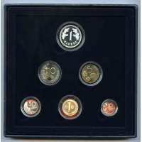 FINLAND 2001 -  COIN SET PROOF