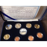 FINLAND 2003 - EURO COIN SET PROOF