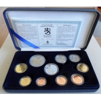 FINLAND 2005 - EURO COIN SET PROOF