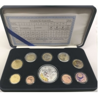 FINLAND 2007 - EURO COIN SET PROOF