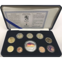 FINLAND 2008 - EURO COIN SET PROOF