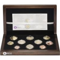 FINLAND 2012 - EURO COIN SET PROOF
