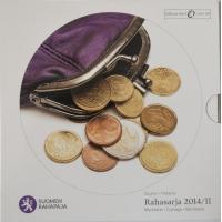 FINLAND 2014 - EURO COIN SET BU - RAHASARJA II