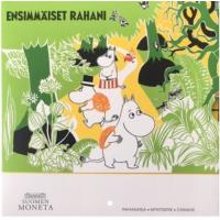 FINLAND 2021 - EURO COIN SET BU - Moomins