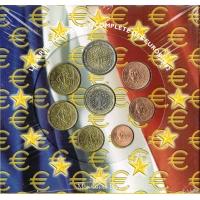 FRANCE 2003 - EURO COIN SET - BU