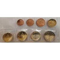 FRANCE 2021 - EURO COIN SET - UNC