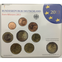 GERMANY 2013 - EURO COIN SET