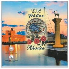 GREECE 2018 - EURO COIN SET
