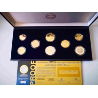 GREECE 2011 - EURO COIN SET - PROOF
