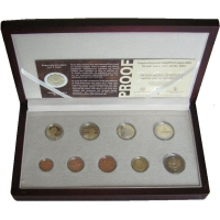 GREECE 2012 - EURO COIN SET - PROOF