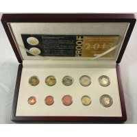 GREECE 2013 - EURO COIN SET - PROOF