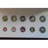 GREECE 2014 - EURO COIN SET - PROOF