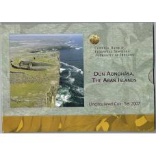 IRELAND 2007 - EURO COIN SET