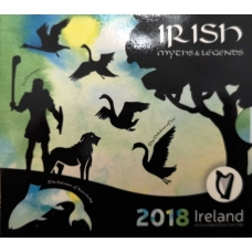 IRELAND 2018 - EURO COIN SET BU