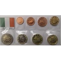 IRELAND 2002 - EURO SET - UNC